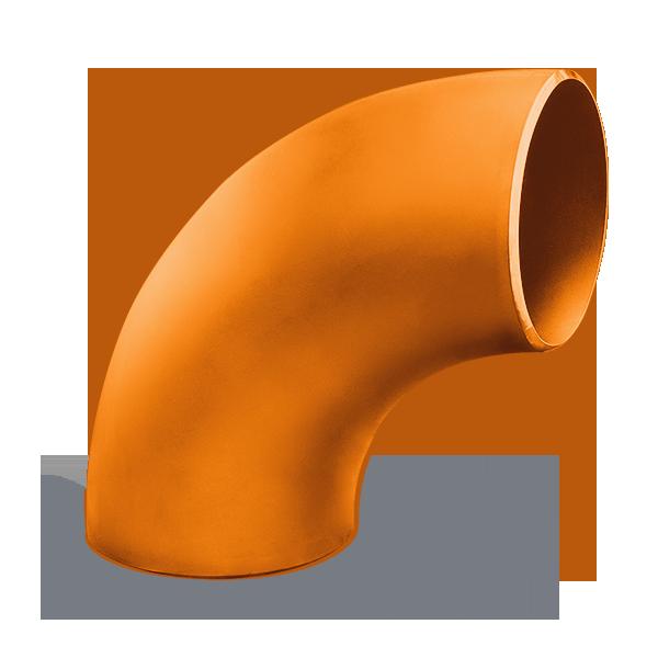 Curve saldate in acciaio inox anticorrosione Era Fittings
